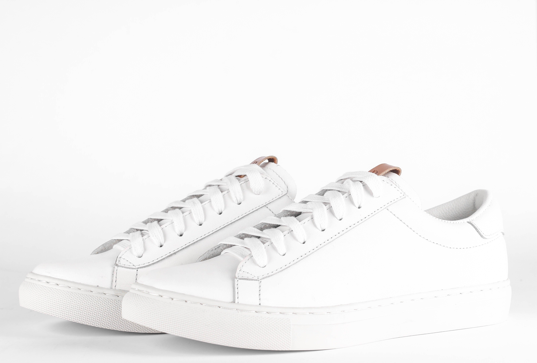 sale retailer 68a17 2066d Details zu Paradigm Shoes Herren Berlin Sneaker Italienisch Handgefertigte  Turnschuhe Weiß